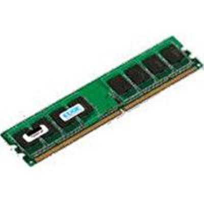 Edge Memory PE197728 1GB (1X1GB) PC24200 ECC Unbuffered 240-pin DDR2 DIMM