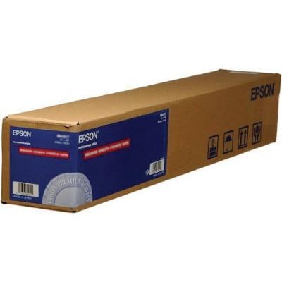 Epson S041854 36 x 131.7' Singleweight Matte Paper  1 Roll