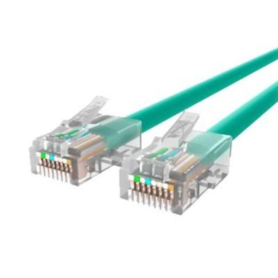 Belkin a3l791-06-grn Patch cable - RJ-45 (M) to RJ-45 (M) - 6 ft - UTP - CAT 5e - green - B2B - for Omniview SMB 1x16  SMB 1x8  OmniView IP 5000HQ  OmniView SMB