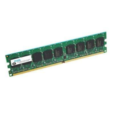 Edge Memory PE19766702 2GB (2X1GB) PC2-3200 400MHz DDR2 SDRAM DIMM 240-pin Unbuffered ECC Memory Module