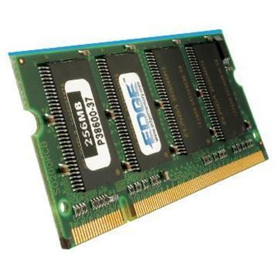 Edge Memory PE199890 DDR2 - 512 MB - SO-DIMM 200-pin - 533 MHz / PC2-4200 - unbuffered - non-ECC