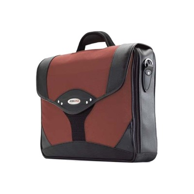 Mobile Edge MEBCS7 Select Briefcase - Dr. Pepper Red