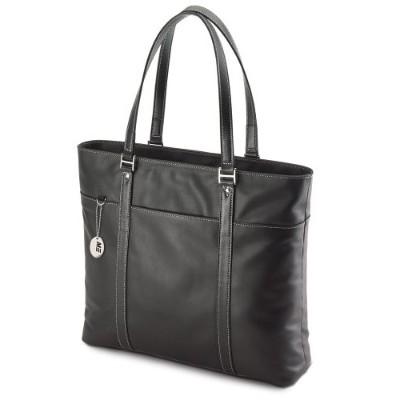 Mobile Edge METL01 Ultra Tote - Black Leather