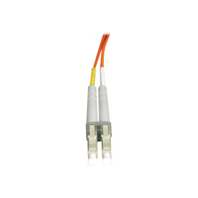 TrippLite N516-10M 33ft Duplex Multimode 50/125 Fiber Optic Patch Cable LC-SC 10 meter