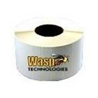 Wasp 633808403256 White Polyester Labels 2 X 1