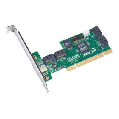 SATA300 TX4 - storage controller - SATA II - PCI / 66 MHz