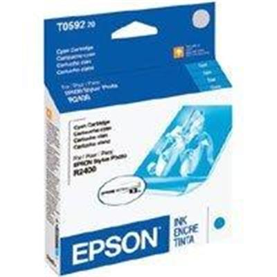 Epson T059220 T059220 - Cyan - Original - Ink Cartridge - For Stylus Photo R2400