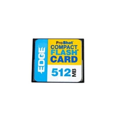 Edge Memory PE200527 512MB ProShot 60x Secure Digital (SD) Card
