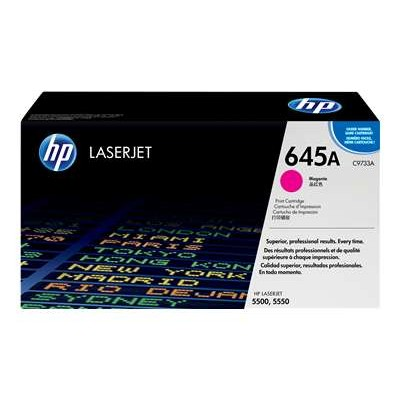 HP Inc. C9733A Color LaserJet C9733A Magenta Print Cartridge
