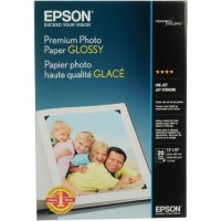 Epson S041289 13 x 19 Premium Photo Paper Glossy - 20 Sheets