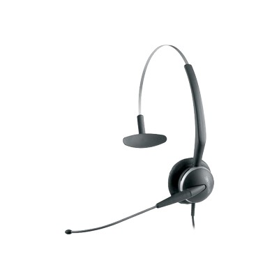 Monaural Over-The-Head SoundTube Headset