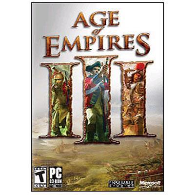 Microsoft G10-00025 Age of Empires III - Win - CD-ROM (DVD-box) - English
