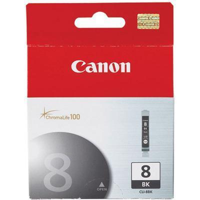 Canon 0620B002 CLI-8 Black Ink Cartridge