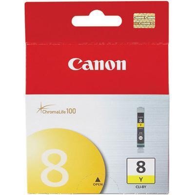Canon 0623B002 CLI-8 Yellow Ink Cartridge