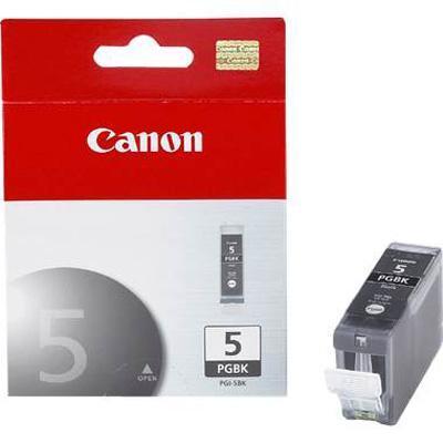Canon 0628B002 PGI-5 Pigment Black Ink Cartridge