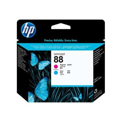 HP Inc. C9382A 88 Magenta and Cyan Officejet Printhead