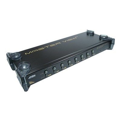 Aten Technology CS9138 8-Port MasterView KVM Switch with OSD