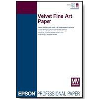 Epson Fine Art - velvet paper - 20 sheet(s)