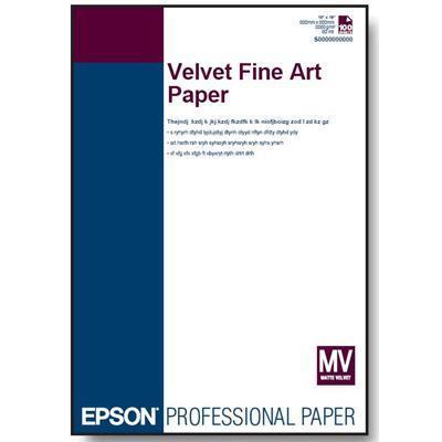Epson S041636 Fine Art - velvet paper - 20 sheet(s)