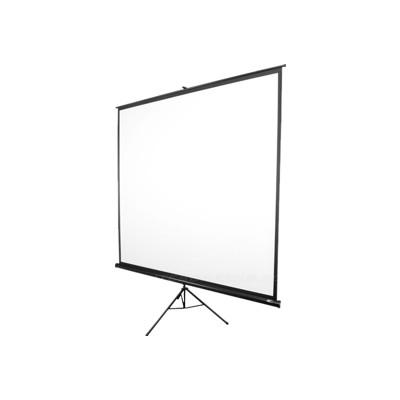 Elite Screens T99NWS1 TriPod Portable Pull-Up Screen 70x70