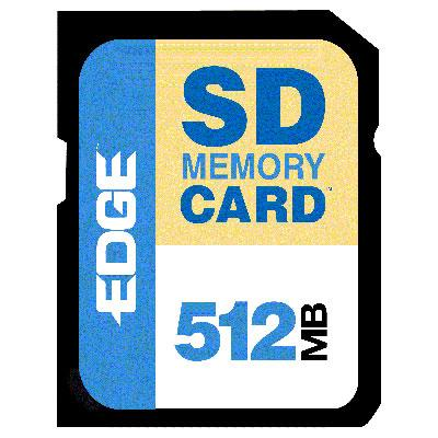 Buy Now Edge Memory PE189419 Digital Media – Flash memory card – 512 MB – SD – for HP Pavilion t880 Panasonic-RR-XR320 SV-SD05 SD75 SD80 ToshibaMEA-110 210 Before Special Offer Ends