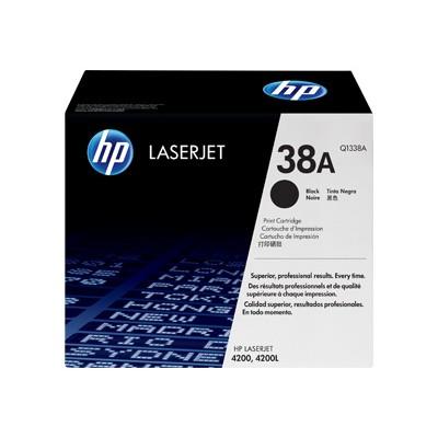 HP Inc. Q1338A LaserJet Q1338A Black Print Cartridge