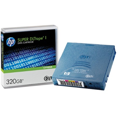 Super DLT 160 GB / 320 GB - SuperDLT - Storage Media