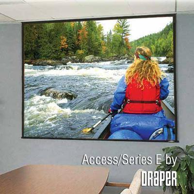 Draper  INC. 104015 100 Access Series E Electric Projection Screen