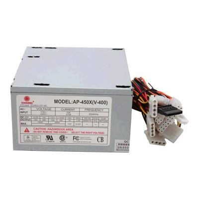 Coolmax Technology 14616 CoolMax V-400 ATX V2.01 400 Watts Power Supply