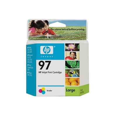 97 Tri-color Inkjet Print Cartridge