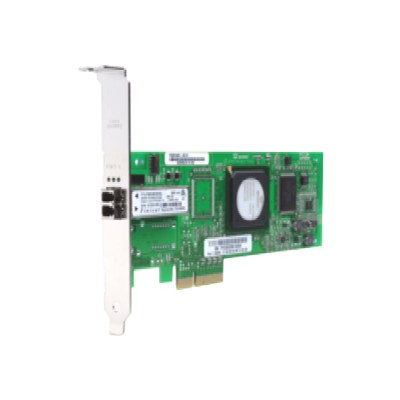 Qlogic QLE2460-CK SANblade Single Port 4-Gbps Fibre Channel to PCI Express Host Bus Adapter