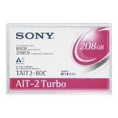 1 x AIT 80GB / 208GB - AIT-2 Turbo - storage media