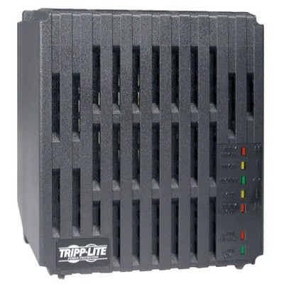 TrippLite LC-1200 1200W 120V Power Conditioner with Automatic Voltage Regulation (AVR)  AC Surge Protection  4 Outlets