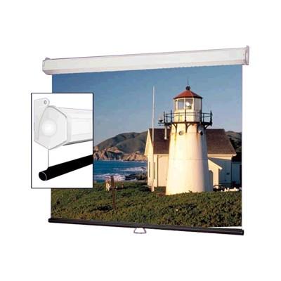 Draper  INC. 206011 Luma 2 AV Format - Projection screen - ceiling mountable  wall mountable - 4:3 - Fiberglass Matt White