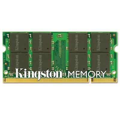 Kingston KTD-INSP6000B/1G 1GB 667MHz DDR2 200-pin SoDIMM for select Dell Notebooks