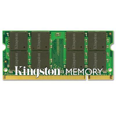 Kingston KTD-INSP6000B/1G DDR2 - 1 GB - SO-DIMM 200-pin - 667 MHz / PC2-5300 - unbuffered - non-ECC - for Dell Inspiron 14  Mini 9n  Precision Mobile Workstatio