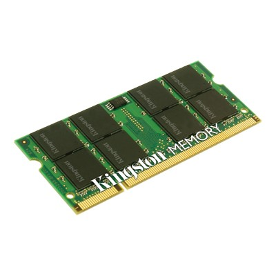 Kingston KTT667D2/1G 1GB 667MHz DDR2 200-pin SoDIMM for select Toshiba Notebooks