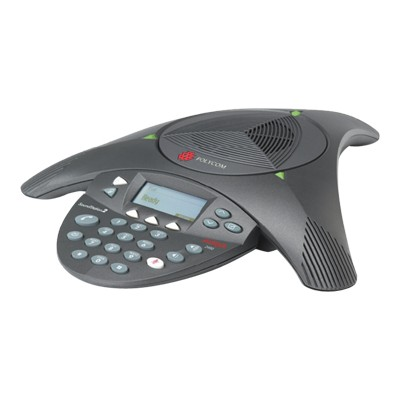 Polycom 2305-16375-001 Soundstation2 Avaya 2490 - Conference Phone With Caller Id