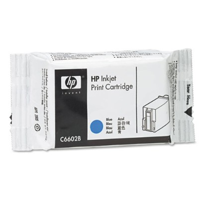 Blue Generic Inkjet Print Cartridge