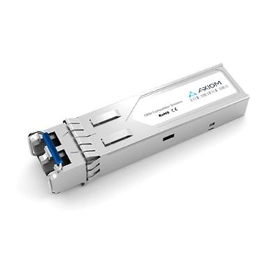 Axiom Memory J4859B-AX SFP (mini-GBIC) transceiver module (equivalent to: HP J4859B) - Gigabit Ethernet - 1000Base-LX - for HPE 1700  20p 10/100/1000  2810  350