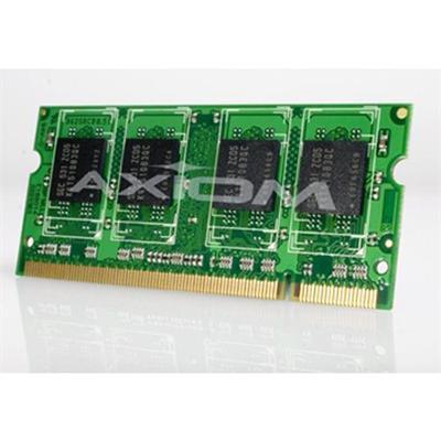 Axiom Memory KTT3614/1G-AX 1GB (1X1GB) PC2100 266MHz DDR SDRAM SoDIMM 200-pin Memory Module