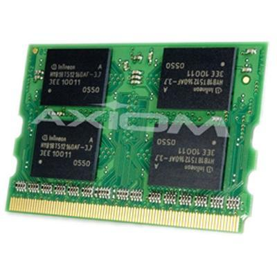 Axiom Memory PCGA-MM512U-AX 512MB PC2100 266MHz DDR SDRAM Memory Module for Select VAIO Models