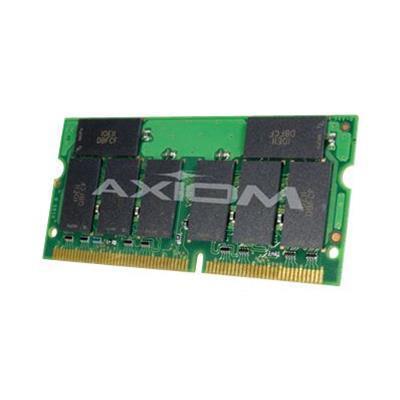 Axiom Memory X7044A-AX AX - SDRAM - 256 MB - SO-DIMM 144-pin - 133 MHz / PC133 - 3.3 V - unbuffered - non-ECC - for Sun SunPCi II