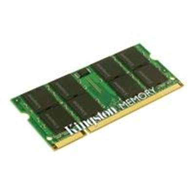 Kingston KTH-ZD8000B/1G Additional 1GB (1x1GB) PC2-5300 DDR2 SDRAM 667MHz 200-pin Non-ECC Unbuffered SoDIMM