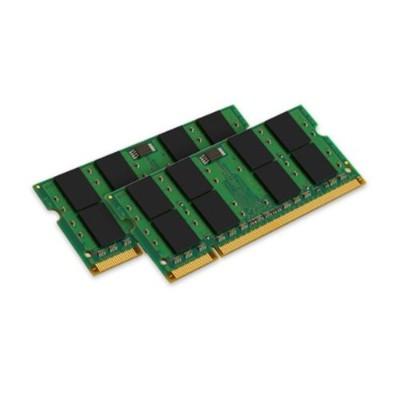 Kingston KTA-MB667K2/2G 2GB PC2-5300  - 2 x 1GB - DDR2 667MHz Dual Channel Kit Memory for Apple Desktop Model