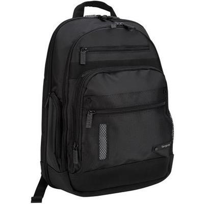 Targus TEB005US 15.6 Revolution Checkpoint-Friendly Backpack - Black