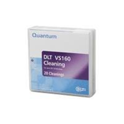 Quantum MR-V1CQN-01 DLT - DLT-VS160 - cleaning cartridge - for DLT Rack1  VS160  DLT-V4