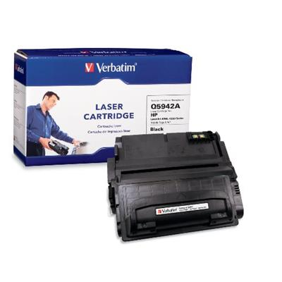 HP Q5942A Remanufactured Toner Cartridge (LaserJet 4250  4350 Series)