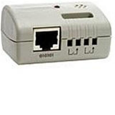 Eaton Corporation 116750224-001 Environmental Monitoring Probe - Environment Monitoring Device - 10mb Lan  100mb Lan - For  9120  Powerware 9140