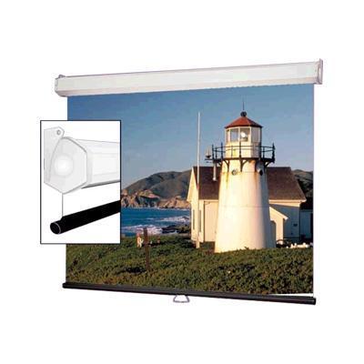 Draper  INC. 206013 Luma 2 - Projection screen - ceiling mountable  wall mountable - 100 in (100 in) - 4:3 - Fiberglass Matt White
